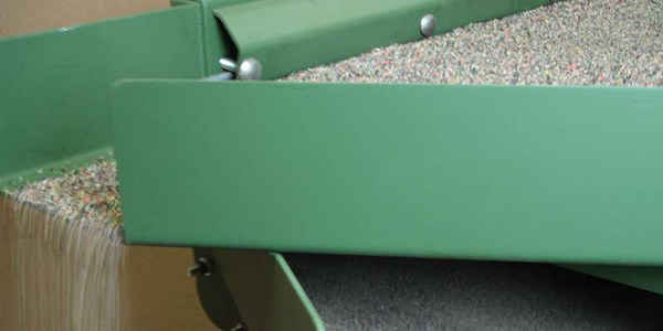 Bulk Material and Powder Screening & Scalping