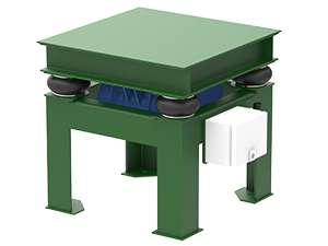 FA Flat Deck Vibratory Table