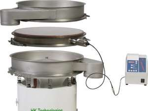 Ultrasonic Sieve Conversion System