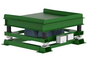 Flat Deck Weight Table (FWT)